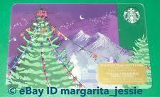 starbucks card ebay