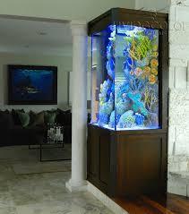 Beautiful Home Fish Tanks by Tall 3 Sided Aquarium Dimensions 36 U2033l X 27 U2033w X 54 U2033h 250 Gallons