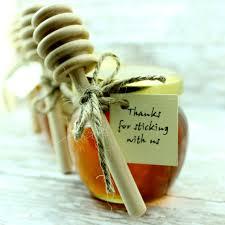 honey jar favors custom listing for favors honey and jar