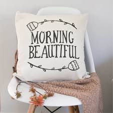 Home Decor Boutique Online by Morning Beautiful Scatter Cushion Cover Utique The Online Gift
