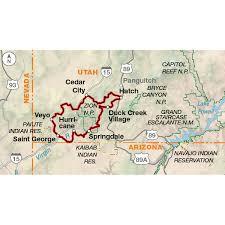 bryce map pdf adventure cycling association utah cliffs loop pdf downloadable