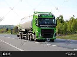 volvo 500 truck salo finland may 13 2016 lime image u0026 photo bigstock