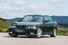 bmw e36 m3 4 door the history of bmw m3 special editions