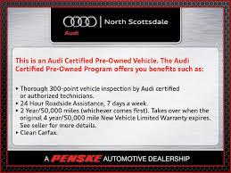 Audi Q5 60 000 Mile Service - 2014 used audi a4 4dr sedan automatic quattro 2 0t premium plus at