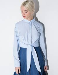 light blue button down shirt women s 313 best blue and stripes images on pinterest stripes my style