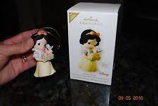 snow white ornament ebay