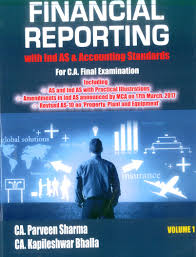 financial reporting ind accounting standards ca parveen sharma