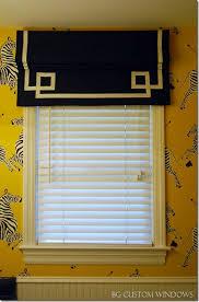 Inside Mount Window Treatments - roman shades weren u0027t built in a day tricks of the trade