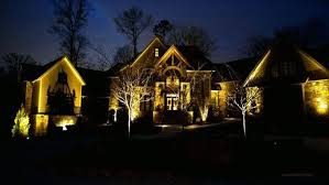 Design Landscape Lighting - outdoor landscape lighting landscaping services mikes landscape