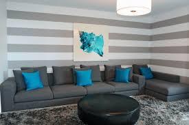 wohnzimmer ideen wand streichen grau kogbox - Wohnzimmer Streichen Ideen