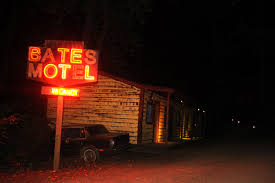 Halloween House Lights Video by The Bates Motel Pennsylvania Haunted House Photos