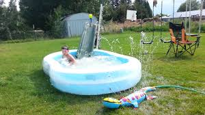 water fun at home youtube
