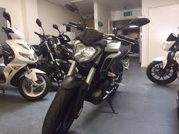 yamaha mt 125cc manual street fighter silver good condition