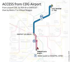 Charles De Gaulle Airport Map Aecia 2015 Venue