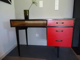 repeindre un bureau en bois bureau vintage vendu lu bee