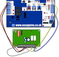 installing a uld 814 single loop detector to the cb24 control panel