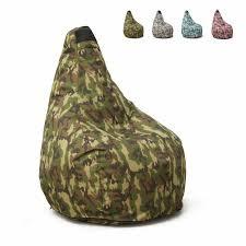 sillon pera sill祿n puf saco pera exterior impermeable mim礬tico summer camouflage