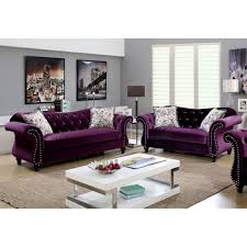 velvet sectional sofa furniture purple loveseat lavender sectional sofa velvet