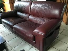 canap cuir de buffle 3 places canape en buffle canape cuir 3 places relax salon de relaxation