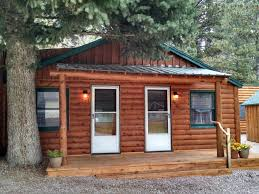summer c cabins lodging trails end cabins and motel
