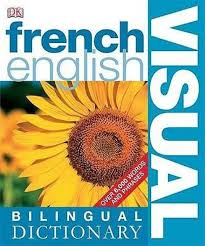 french english bilingual visual dictionary buy french english