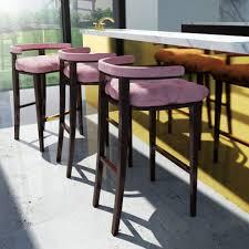 bar stools eames counter stool luxury swivel bar stools high end