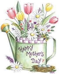 flowers for mothers day animated happy mothers day cartoon flowers in a watering can