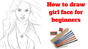 how to draw face for beginners draw sketch youtube