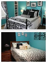 Black White And Teal Bedroom Black White And Teal Bedroom Photos And Video Wylielauderhouse Com