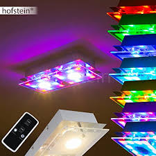 colour changing led ceiling lights lighting find hofstein products online at wunderstore