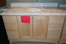 Refinish Vanity Cabinet Bathroom Great Vanity Cabinet Attributes To Make Your Remodeling
