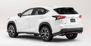 lexus crossover top 5 most fuel efficient crossovers best economical cars