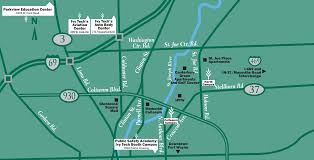 Michigan State Campus Map Northeast Indiana Locations U0026 Maps Ivy Tech Community College Of