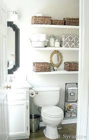 metal shelving for bathroom walls makeover floating shelves