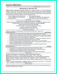 Sample Resume Objectives by Clinical Research Associate Resume Objectives Are Needed To