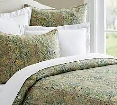 Green Plaid Duvet Cover Duvet Covers On Sale U0026 Duvet Sets On Sale Pottery Barn