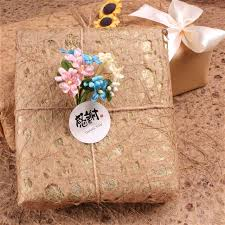 in wrapping paper 700x500mm flowers paper handmade diy gift wrapping paper