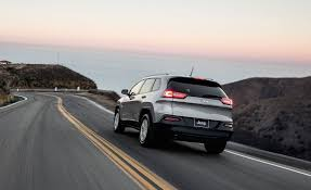 jeep volkswagen 2018 jeep cherokee in depth model review car and driver