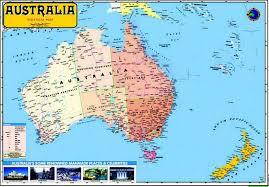 map of australia political australia political map everest map