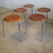 Arne Jacobsen Coffee Table by Arne Jacobsen Dot Stools Tasteful Objects Toinc