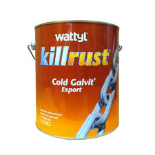 wattyl killrust galvit e90 export grey 4l