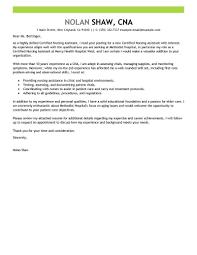 sle resume for nursing assistant job cover letters exles best nursing aide and assistant letter