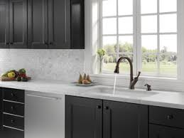 Delta Savile Kitchen Faucet 19949 Rbsd Dst Single Handle Pull Down Kitchen Faucet With Soap