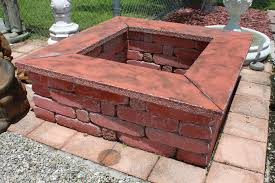 Fire Pit Insert Square by Outdoor Fire Pits Bayshore Concrete And Landscape Materials