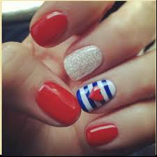 cute easy nail designs for short nails easy way nail art with