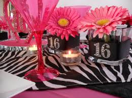 Centerpieces For Sweet 16 Parties by Sweet 16 Party Planning Party Ideas Cute Food