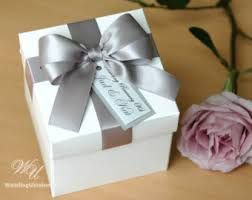 boxes for wedding favors wedding favor boxes etsy