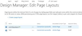 html layout under page layouts nitesh patare s blog