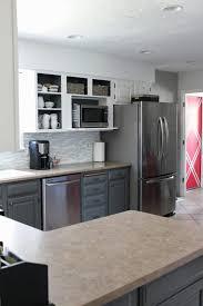 Kitchen Cabinets Evansville In Tile Countertops Gray Cabinets In Kitchen Lighting Flooring Sink