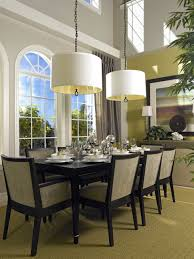 photos hgtv transitional dining room with dual chandeliers loversiq